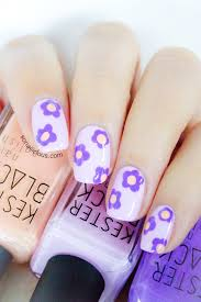 Light Purple Nail Designs The Best 7 Nail Designs You Haven U0027t Seen Before