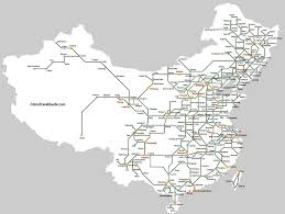 China Map Cities by China Maps China Tour