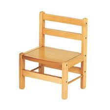 chaise enfant bois chaise enfant en bois botapis