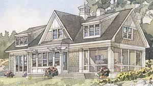 top 10 house plans coastal living