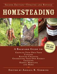 homesteading a backyard guide to growing your own food canning