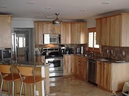 Fancy Natural Birch Kitchen Cabinets Cabinetsjpg Kitchen Uotsh - Birch kitchen cabinet