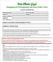 photography contract templates new born photography contract free