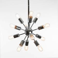 awesome light fixtures bedroom modern sputnik light fixture with awesome sputnik
