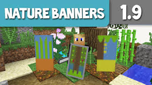Minecraft Shield Banner Designs
