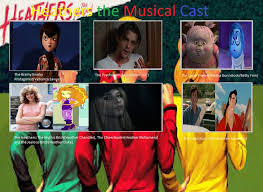 Musical Meme - my heathers the musical meme by carriejokerbates on deviantart