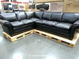 Costco Leather Sectional Sofa Costco Leather Couches For Leather Set 22 Costco Leather