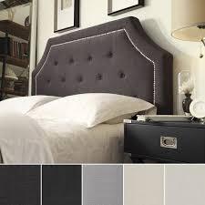 images of dark gray headboard sc
