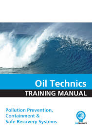 spill training manual with our compliments