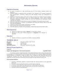 example business resume example business intelligence developer resume sample resumes informatica experience resume with business intelligence resume and business intelligence developer resume
