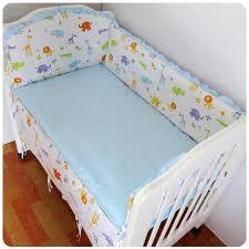 Cheap Crib Bedding Sets Cheap Promoción 6 Unids Unisex Cuna Sistemas Del Lecho Del