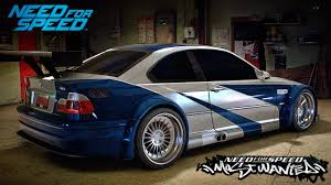 need for speed bmw need for speed 2015 bmw m3 e46 nfs most wanted nfs 15