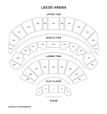 grand opera house leeds seating plan house list disign
