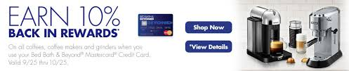 Home Decor Credit Cards by Bed Bath U0026 Beyond Mastercard Credit Card