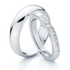 silver wedding bands wedding rings weddings made easy site