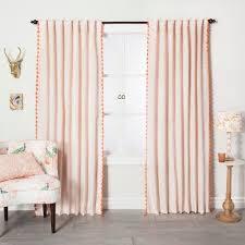 Velvet Curtain Panels Target Target Favorites Velvet Curtain Panel With Tassels Opalhouse