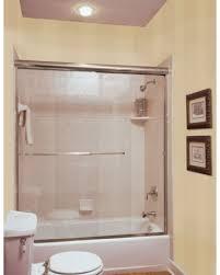Bypass Shower Door Signature Frameless Bypass Shower Enclosure
