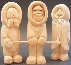 wood carving caricatures caricature carving canadian woodworking magazine