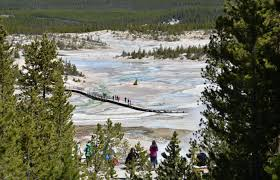 yellowstone national park at abc news archive at