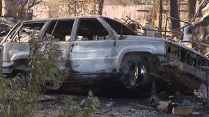 California Wildfire Cat by California Wildfire Victims U0027it U0027s All Gone U0027 Nbc News