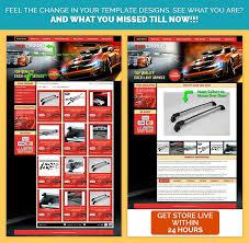 ebay template red theme store u0026 listing design 39 99 item