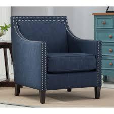 Blue Accent Chair Royal Blue Accent Chair Visionexchange Co