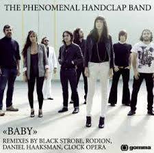 band baby the phenomenal handclap band baby remixes file mp3 at discogs