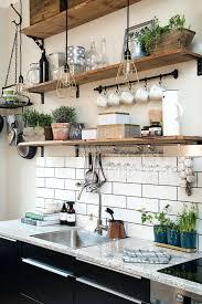 open shelf corner kitchen cabinet cabinets modern shelving ideas