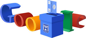 israel google israel elections 2015 google doodles know your meme