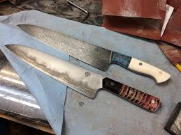 Knives For The Kitchen Custom Made Chefs Knife Texags