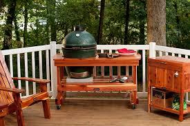 amazon com jjgeorge big green egg table long table for large