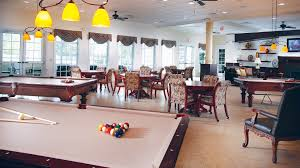 National Arts Club Dining Room by Riverside Club Golf U0026 Marina Community Sun Communities Inc