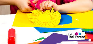 Paper Craft Designs For Kids - 10 paper work crafts ideas for children being the parent