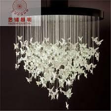 fiber optic star ceiling kit butterfly bedroom lamp creative