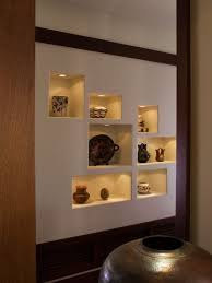 How Do You Decorate Beautiful Decoration Recessed Wall Niche Decorating Ideas Shining