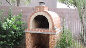 home decor how to build an outdoor wood fired pizza oven by