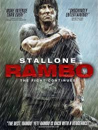 film rambo adalah rambo 4 2008 movies pinterest action icon movie and film posters