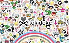 tokidoki kawaii unicorn sanrio magical rainbow punk friends