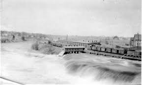 milltown maine flood of 1923 frisco archive