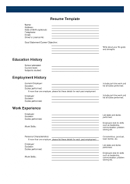 Libreoffice Resume Template Work Resume Example Resume Template 2017 Software Engineer Advice