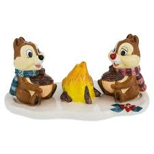 cute salt and pepper shakers chip u0027n dale happy holidays salt and pepper set shopdisney