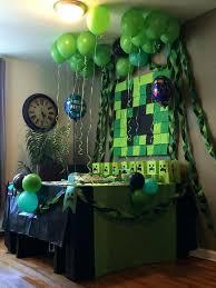 minecraft birthday supplies minecraft birthday party supplies party supplies