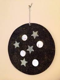 space craft planet kids craft glow in the dark star craft