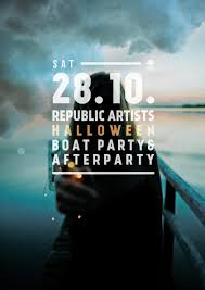 republic artists halloween boat party u0026 egg afterparty tickets