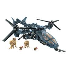 toys r us siege social mega bloks halo flood s unsc falcon 460 pieces mega