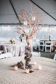 winter wedding centerpieces stunning winter wedding table decorations ideas 1000 ideas about
