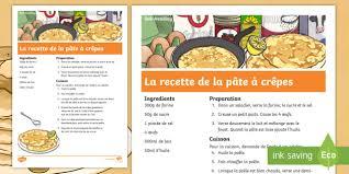 3 fr cuisine la pâte à crêpes recette la chandeleur recette recipe