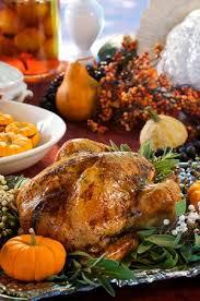 thanksgiving planning timeline food channel