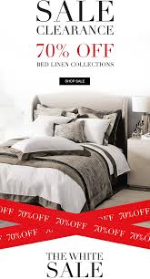 the white company sale clearance 70 off our premium bed linen
