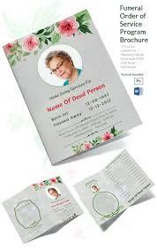 funeral invitation template memorial invitation templates free or folded funeral template